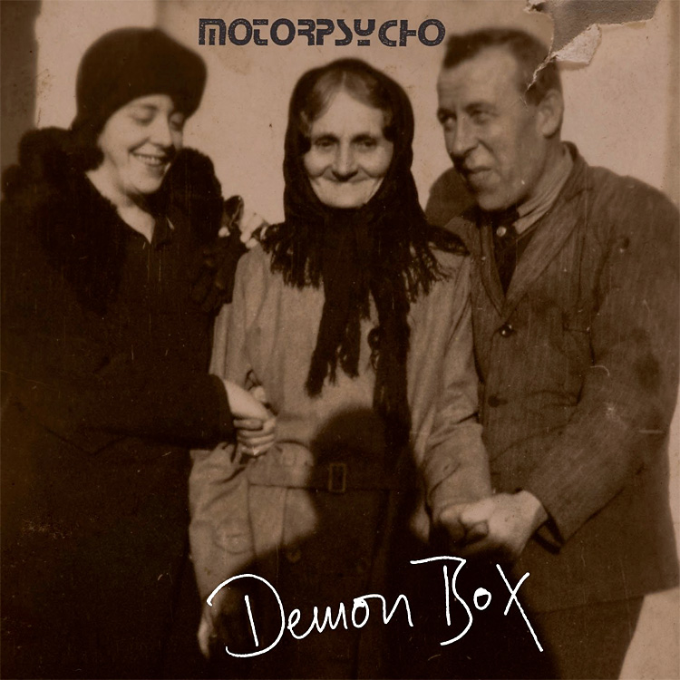 Motorpsycho Demon Box
